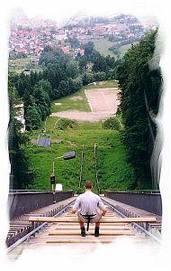 2002 - Sprungschanze