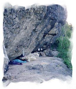 2003 - Nachtlager Kannstein