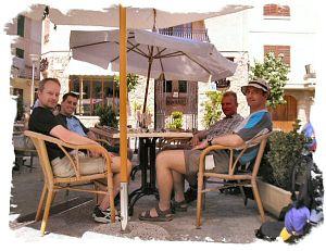 2005 - Marktplatz Pollenca