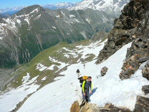 2010 - Über Schneefelder