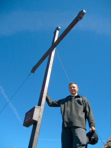 2010 - Stefan ist Erster
