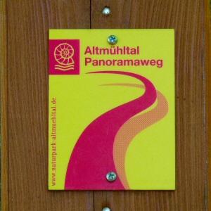 2011 - Altmühltal Panoramaweg