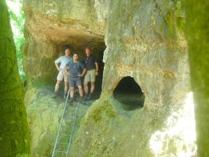 2011 - Höhlenforscher