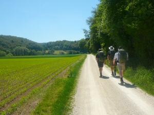 2011 - Weg nach Altendorf