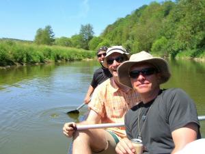 2011 - Gemütliche Flussfahrt