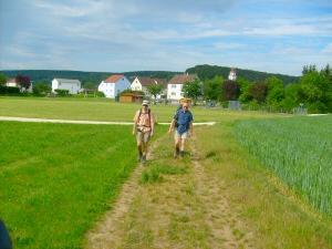 2011 - Start nach Eichstätt