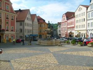 2011 - Marktplatz Eichstätt