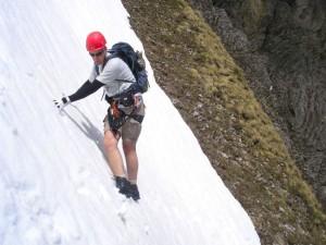 2013 - Schneefeldüberquerung