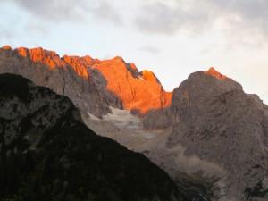 2014 - Sonnenaufgang