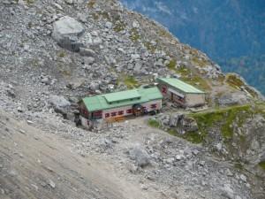2014 - Wiener Neustädter Hütte