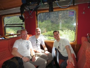 2015 - Trekker in der Flambana