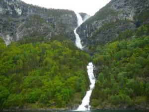 2015 - Imposanter Wasserfall