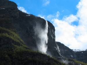 2015 - ... und noch ein Wasserfall