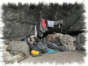 2004 - Nachtlager am Kannstein