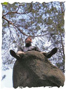 2004 - Felsenfoto Schoko