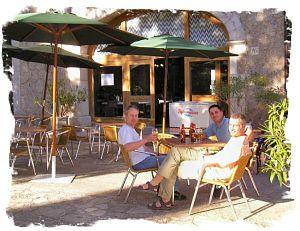 2005 - Im Kloster Lluc