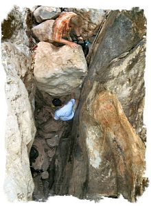 2005 - Steiler Abstieg