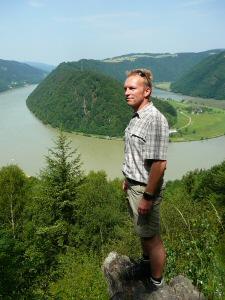 2009 - Thorsten: Blick auf Schlögener Donauschlinge