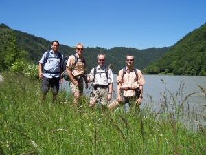2009 - The Trekker an der Donau