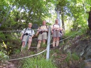 2009 - Naturlehrpfad Donauschlinge