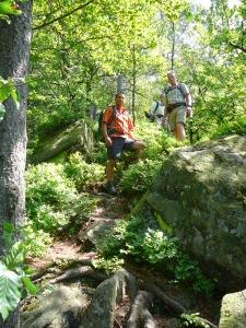 2009 - Abstieg nach Inzell