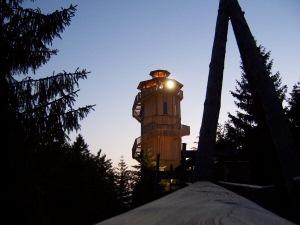 2009 - Aussichtsturm Baumkronenweg