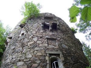 2009 - Ruine Wasserturm