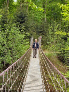 2006 - Hängebrücke