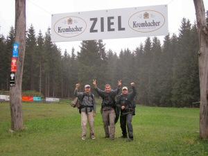2006 - Etappenziel