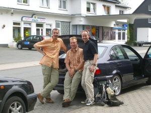 2006 - Tourende