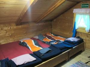 2010 - Schlaflager