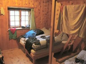 2010 - Schlafzimmer im Friesenberghaus