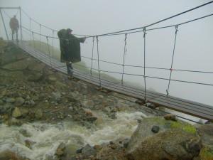 2010 - Hängebrücke