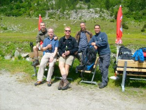 2010 - Noch ein Gruppenfoto