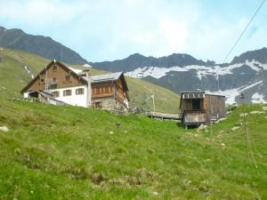 2010 - Tagesziel Furtschaglhaus