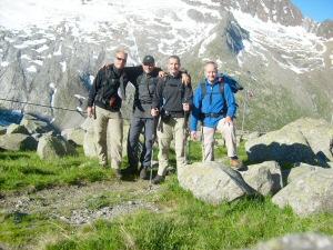 2010 - Bereit für Schönbichler Horn