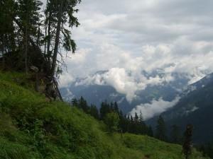2010 - Abwärts Richtung Mayrhofen