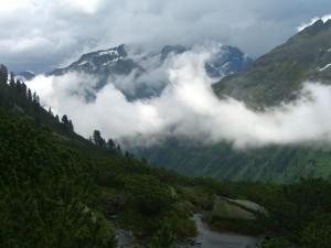 2010 - Auf dem Weg zur Olpererhütte