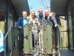 2012 - Plattform Sauschwänzlebahn