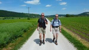 2011 - Wanderung nach Pfraundorf