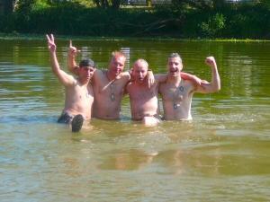 2011 - Badespaß