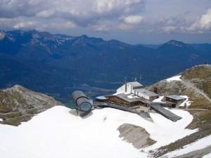 2013 - Bergstation Karwendelbahn
