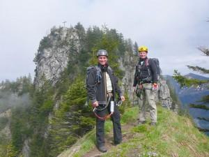 2013 - Jetzt geht es Klettern
