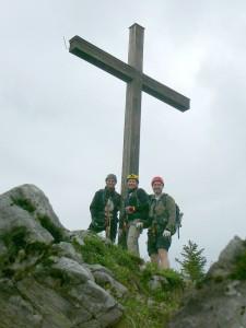 2013 - Gipfel erreicht