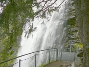 2013 - Wasserfall zum Anfassen