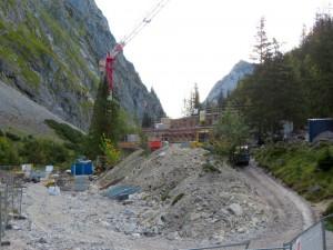 2014 - Höllentalangerhütte
