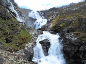 2015 - Wasserfall Kjosfossen