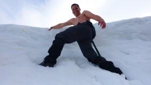 2015 - Schoko in der Eiswand