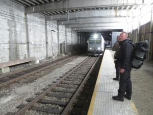 2015 - Zug zurück