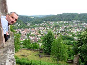 2016 - Blick nach Neckargerach